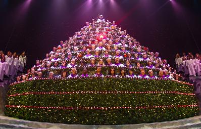 Singing Christmas Tree Portland.549601 10152407884363368 1843740108 N Portland S Singing