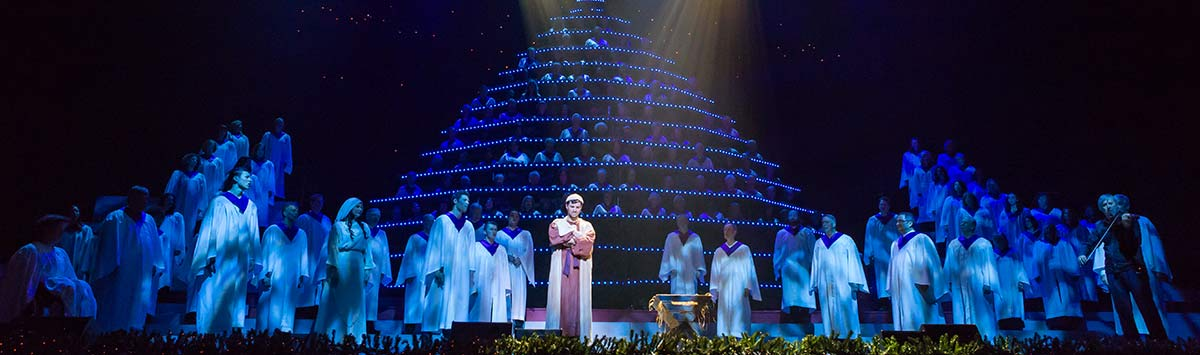 our 2017 season has come to a close merry christmas see you in 2018 - Singing Christmas Tree Lights